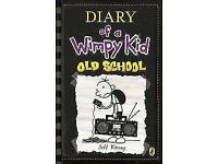 diary of a wimpy kid book, Old Skool, as new