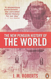 The New Penguin History of the World: Fourth Edition-ExLibrary