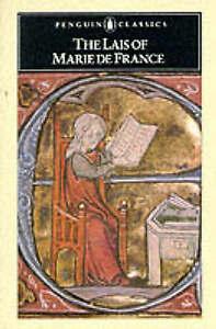 The Lais of Marie de France (Penguin Classics)-ExLibrary