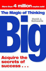 The Magic of Thinking Big-ExLibrary