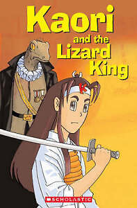 Kaori and the Lizard King Plus by Robert Campbell (Mixed media product, 2006)