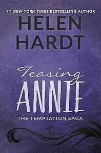 Teasing Annie (Temptation Saga) by Hardt, Helen | Paperback Book | 9781943893270