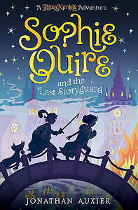 Sophie Quire Last Storyguard Peter Nimble Adventure By Auxier Jonathan -Hcover
