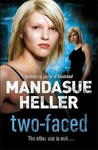 Two-Faced, Heller, Mandasue, Very Good Book