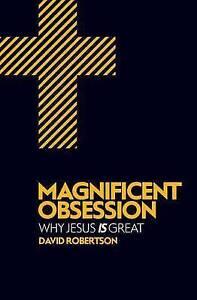 Magnificent Obsession, David Robertson