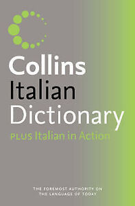 Collins Italian Dictionary Plus by Harpe...