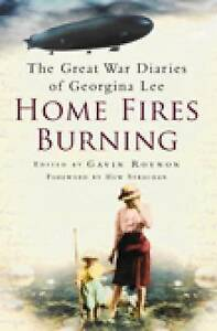 Home Fires Burning, Roynon, Gavin, Good, Paperback