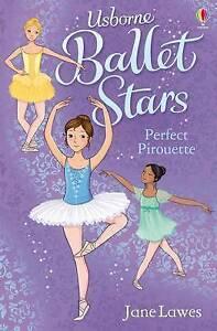 Jane Lawes-Ballet Stars  BOOK NEW