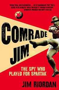 Comrade Jim, Professor Jim Riordan