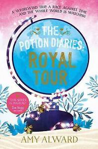 NEW-The-Potion-Diaries-Royal-Tour-by-Amy-Alward