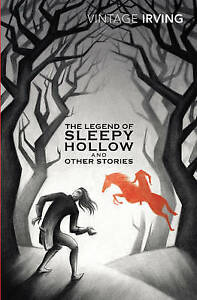 The Legend of Sleepy Hollow and Other Stories by Irving, Washington -Paperback