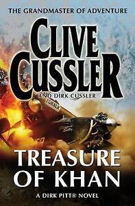 Treasure of Khan: Dirk Pitt #19 (The Dirk Pitt Adventures), Cussler, Dirk, Cussl