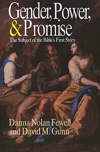 Gender Power Promise Subject Bible's First Stor by Gunn David M -Paperback