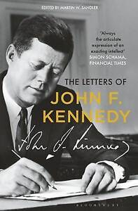 Letters of John F. Kennedy by John F. Kennedy Paperback Book Free delivery