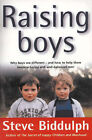 Raising Boys: Why Boys are Different - And How to Help Them Become Happy and Well-balanced Men by Steve Biddulph (Paperback, 1998)