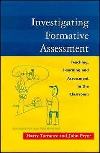 Investigating Formative Assessment-ExLibrary