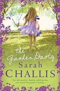 The Garden Party by Sarah Challis, Book, New (Paperback)