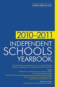 Independent Schools Yearbook 2010-2011, Judy Mott