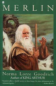 Merlin by Norma Lorre Goodrich (Paperback, 1989)