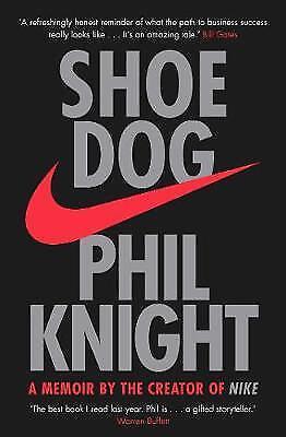 Shoe Dog, Knight, Phil