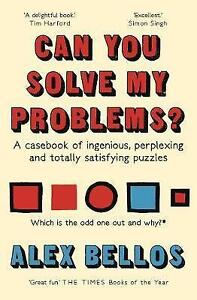 CAN YOU SOLVE MY PROBLEMS? / ALEX BELLOS	9781783351152