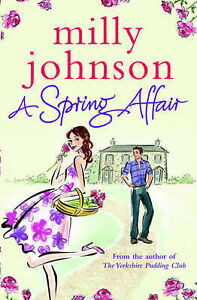 A-Spring-Affair-Milly-Johnson-Used-Good-Book