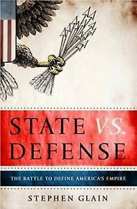 State vs Defence, Stephen Glain