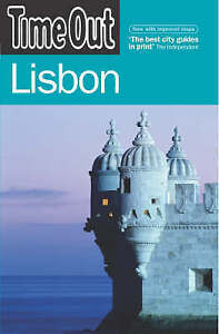 Very Good, Time Out Lisbon 4th Edition, Time Out Guides Ltd, Book