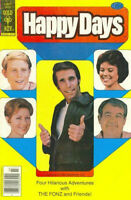 GOLD KEY COMIC ISSUE #1 HAPPY DAYS 1979