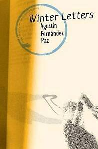 Winter Letters by Fernandez Paz, Agustin -Paperback