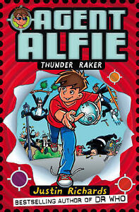 Richards-Justin-Thunder-Raker-Agent-Alfie-Book-1-Book