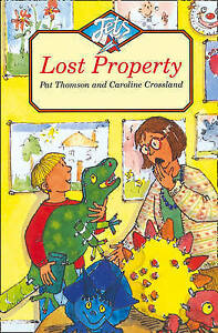 Lost Property, Pat Thomson