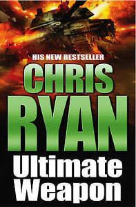 Ultimate Weapon, Ryan, Chris, Very Good Book