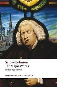 The Major Works, Johnson, Samuel