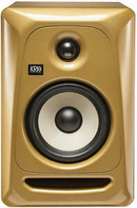 KRK-Rokit Powered 5-Inch Monitor - Vintage Gold(LIMITED EDITION)