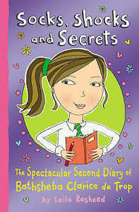 Acceptable, Socks, Shocks and Secrets: The Spectacular Second Diary of Bathsheba