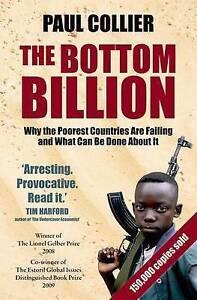 The Bottom Billion, Collier, Paul