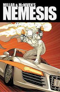 Nemesis, Steve McNiven, Mark Millar, Excellent Book
