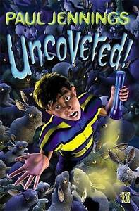 Uncovered! by Paul Jennings Paperback