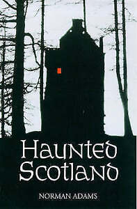 Haunted Scotland-ExLibrary