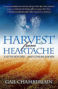 """VERY GOOD"" Harvest from Heartache, Chamberlain, Gail, Book"