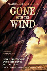 Gone With The Wind - Musical Tie-In, Acceptable, Margaret Mitchell, Book