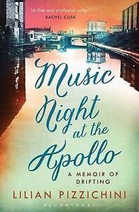 Pizzichini Lilian-Music Night At The Apollo  BOOK NEW