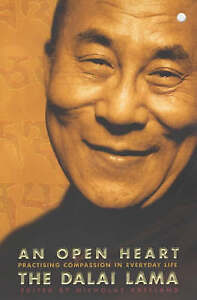 An-Open-Heart-Practising-Compassion-in-Everyday-Life-Dalai-Lama-buddhism-Tibet