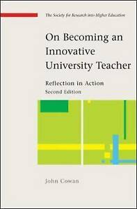 On-Becoming-an-Innovative-University-Teacher-Reflection-in-Action-ExLibrary