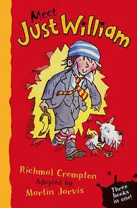 Richmal-Crompton-Meet-Just-William-bind-up-Book