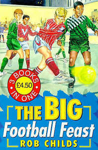 Good, The Big Football Feast, Childs, Rob, Book