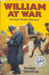 William at War - TV tie-in edition, Crompton, Richmal, Very Good Book