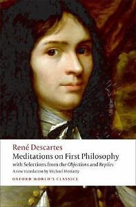Meditations on first philosophy oxford world classics