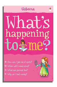 What's Happening to Me? (Girls Edition)  (Facts of Life),Meredith, Susan,New Con